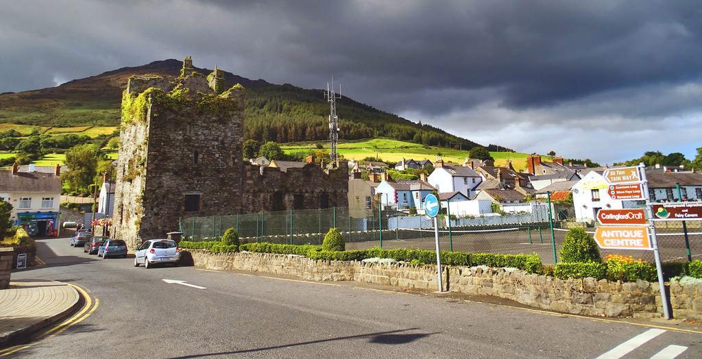 Taaffe's Castle - Merchant House